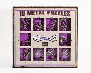 Набор головоломок Eureka фиолетовый
