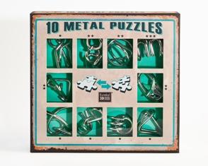 Набор головоломок Eureka зеленый