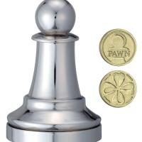 Головоломка Пешка и монета которую нужно найти