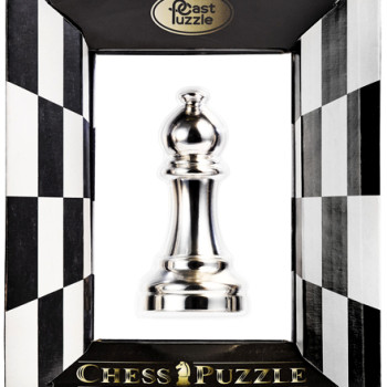 Головоломка Слон_Cast Chess Bishop