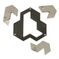 Головоломка Шестиугольник_Huzzle Cast Hexagon_2