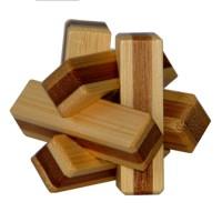 Головоломка Хворост_3D Puzzle Firewood