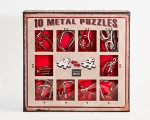 Набор головоломок Eureka красный