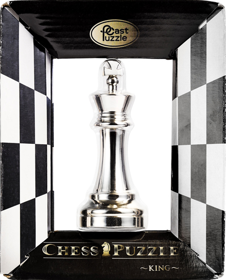 Головоломка Король_Cast Chess King