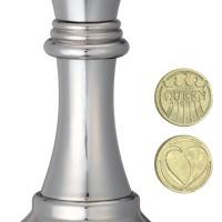 Головоломка Королева и спрятанная в ней монета