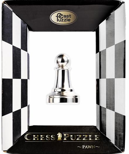 Головоломка Пешка_Cast Chess Pawn