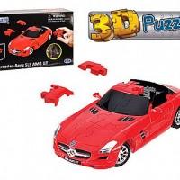 Benz 3D Puzzle
