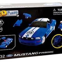 Сборная модель/3D Пазл Форд Мустанг